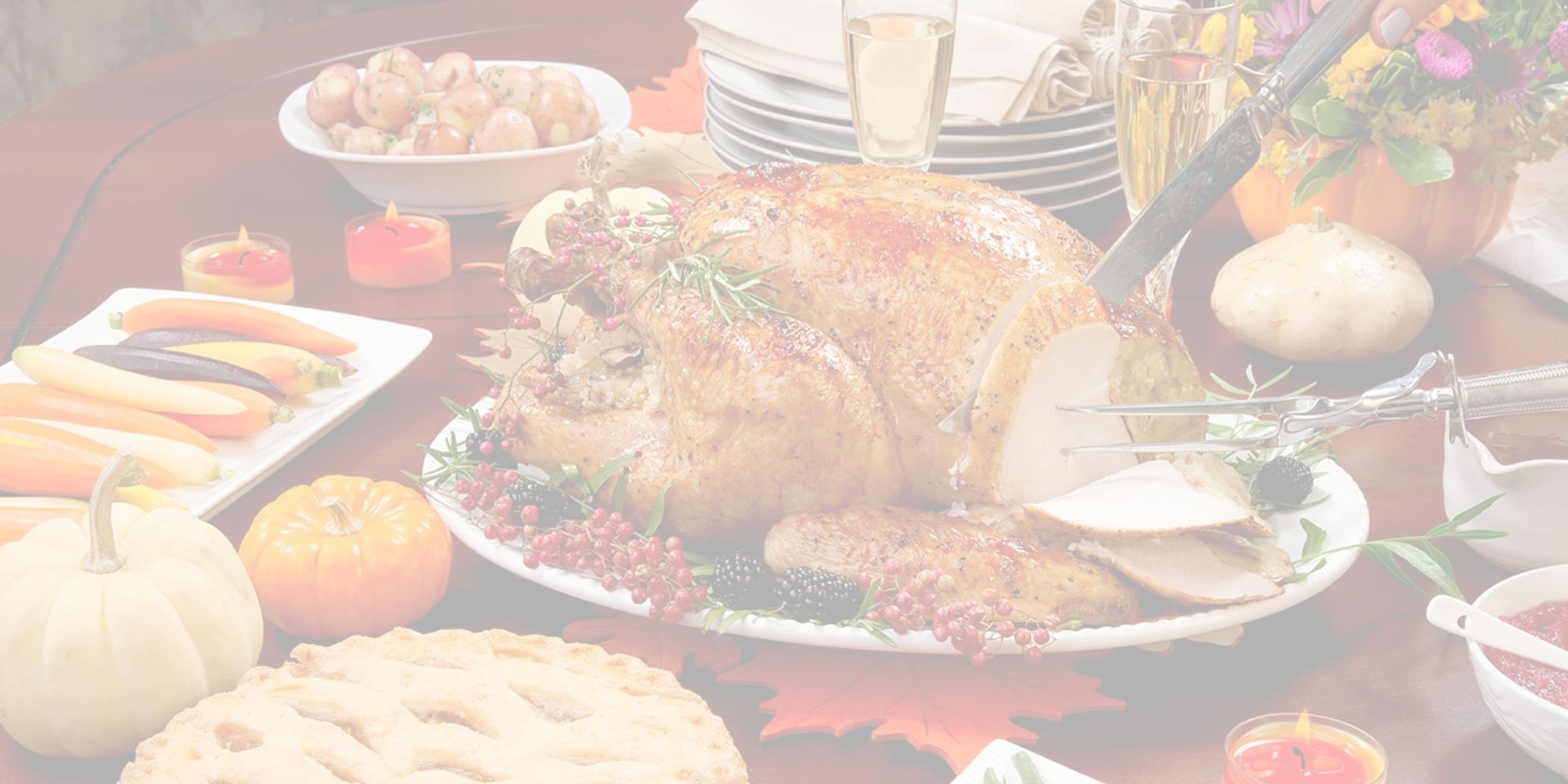 Featured event : Thanksgiving Table d'Hôte